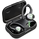 Auriculares Inalambricos Bluetooth 5.1 Deportivos, IPX7 Impermeable Cascos...