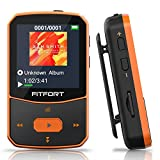 Reproductor MP3 Bluetooth 5.0 - MP3 Bluetooth Running, Sonido de Gama Alta,...