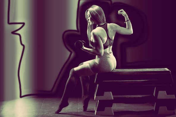 cuerpos mujeres fitness
